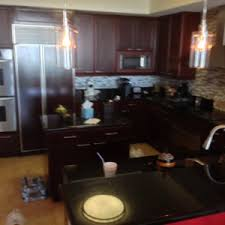 kitchen furniture miami kitchen cabinet refacing before and after created by metro door s