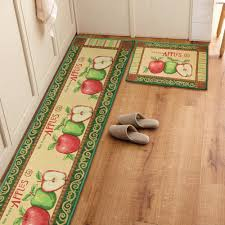 kitchen astonishing apple kitchen rugs country apple kitchen