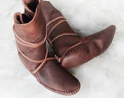 womens moccasin boots size 11 moccasins etsy