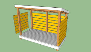 Free Diy Wood Shed Plans by Firewood Shed Plans Sheds Pinterest Firewood Firewood