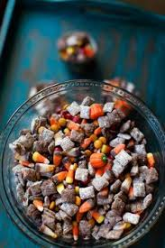pumpkin spice puppy chow be warned this sugary stuff is