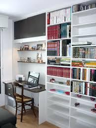 biblioth ue avec bureau bibliotheque bureau sur mesure mee 4 e design socialfuzz me