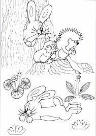 mole coloring pages coloring book tegninger barn