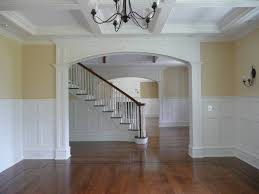 Laminate Flooring On Ceiling Coffered Ceilings Wainscot Solutions Inc