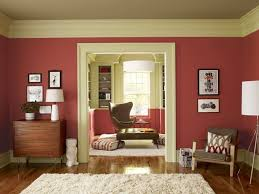 color combination of hall interior design natural interior colour