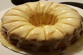 vanilla buttermilk pound cake with cream cheese glaze u2013 best