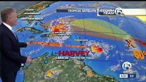 Map Of Puerto Rico Beaches by Tropical Storm Harvey Forms Youtube