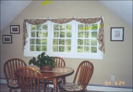 Swag Curtains For Dining Room Style Unltd Made To Order Curtains Photos Of Rod Pocket Style