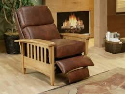 mission style recliners foter lazy boy mission style recliner