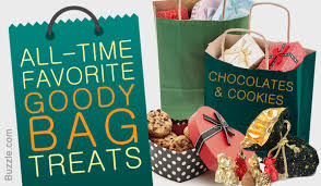 goody bag ideas birthday goody bag ideas that will your guests talking