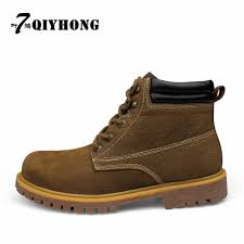 winter boots shoes men high quality comfortable brand casual shoes