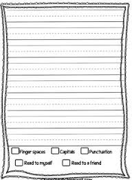 free printable writing paper for second grade printable 360 degree