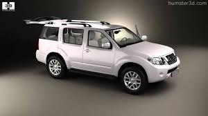 nissan highlander interior nissan pathfinder with hq interior 2010 by 3d model store