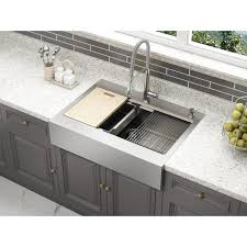 is an apron sink the same as a farmhouse sink cmi blanchard retrofit workstation dualmount stainless steel
