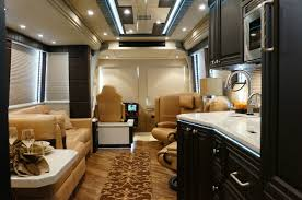 Prevost Floor Plans by Luxury Apartments On Wheels May Keep You From Ever Going Home
