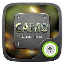theme lock apk go locker themes camo theme for go locker free download apk