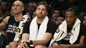 by moving pau gasol to the bench the spurs are better than ever
