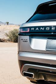 the range rover velar belongs in a museum but it u0027s built for all