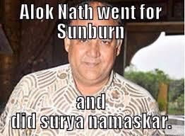 Alok Nath Memes - alok nath 61st birthday special best sanskari memes on bollywood s