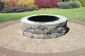 articles with blocks fire pit tag astounding blocks for fire pit