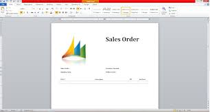 export sales order data to ms word template with dynamics ax 2012