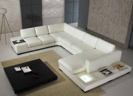 Modern Sectional Leather Sofas Modern Sectional Leather Sofa Contemporary Livingroom Sofa