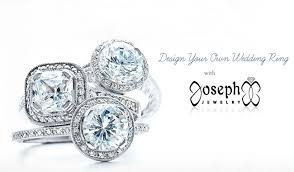 create your own ring design your own wedding ring with joseph jewelry