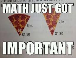 Funny Math Memes - this just might help kids understand why math is important ha ha