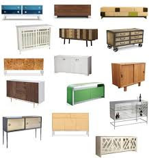get the look 53 credenzas and sideboards and buffets stylecarrot