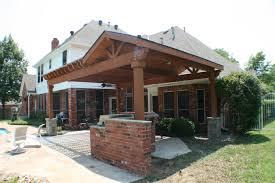 backyard patio designs design your home concrete covered loversiq