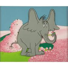horton hears horton production cel
