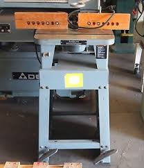 delta 43 122 light duty shaper woodworking machinery ebay