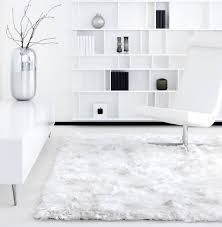 Black And White Modern Rugs Tips On When You Should Use White Contemporary Rugs