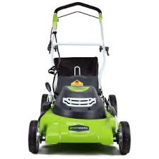 black friday deals on lawn mowers greenworks 21212 4amp string trimmer black friday deals black