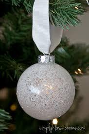ten handmade ornaments in an hour