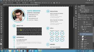 Edit Resume How To Edit Resume Cv In Microsoft Word And Photoshop Resume