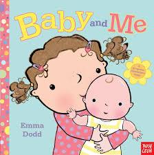 baby books baby and me nosy