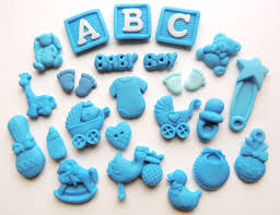 baby boy cupcake toppers google search baby shower boy