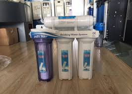 stage 50 gpd non electrical household water filter filtration