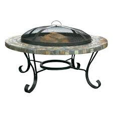Uniflame Propane Fire Pit - ceramic tile fire pit table image of uniflame 34 in slate tile
