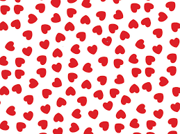 heart wrapping paper hearts on white 24 x 417 half ream roll gift wrap s7301h24