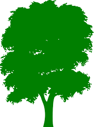 free vector graphic tree green plain nature wood free image