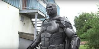 this incredible batman costume has more gadgets than the real thing