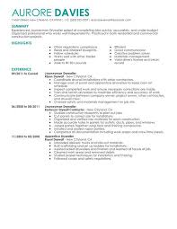 Examples Of Electrician Resumes by Electrician Resume Example Industrial Electrician Resume Sample
