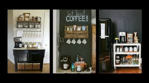 Coffee Bar Table 50 Home Coffee Bar Ideas Diy Home Decor Inspiration Youtube