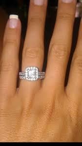 beautiful wedding ring finally married my beautiful wedding ring complete weddingbee