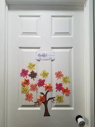 free thanksgiving printables individual thankful tree kit