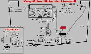 boat aerator wiring diagram wiring diagram schemes intended for