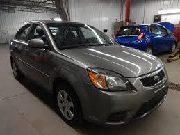 used 2010 kia rio lx to sale for 2 in thetford mines used