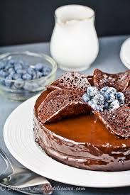 black dahlia cake delicious everyday